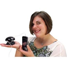 Mushroom Travel Speaker for Marketing