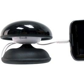 Custom Mushroom Travel Speaker