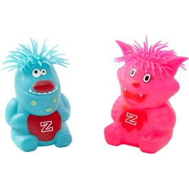 Mushy Monster Puffer Pet Branded with Your Logo