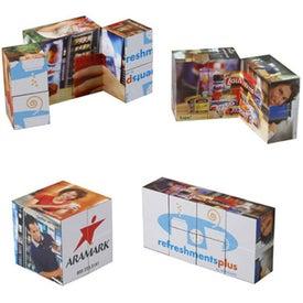 Advertising Mystic Puzzle Cube Jr.