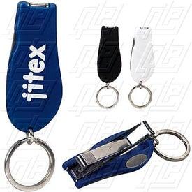 Nail Clipper Keyholder