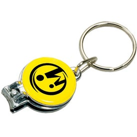 Nail Clipper/Key Holder