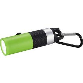 Branded Nassau Flashlight