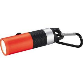 Nassau Flashlight with Your Slogan