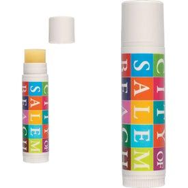 Branded Natural Flavor Lip Balm