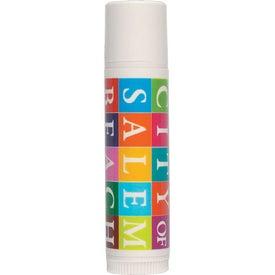 Customized Natural Flavor Lip Balm