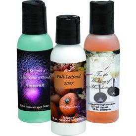 Advertising Natural Liquid Soap