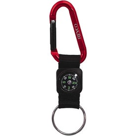 Imprinted Navigating Carabiner
