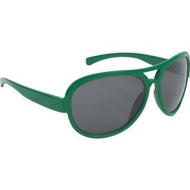Navigator Sunglasses Imprinted with Your Logo