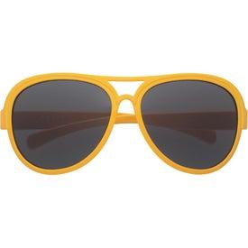 Monogrammed Navigator Sunglasses