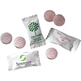 Nebula Jumbo Cinnamon Mints for Promotion