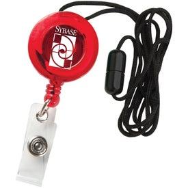 Neck Secure-A-Badge Giveaways