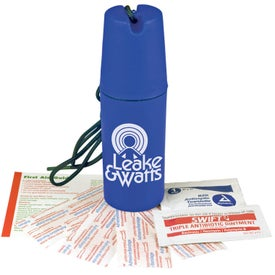 Neck Tote First Aid Kits