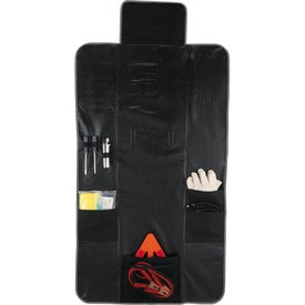 Logo Neet Space Saver Blanket Roadside Kit
