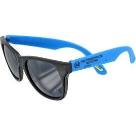 Custom Neon Rubber Sunglasses