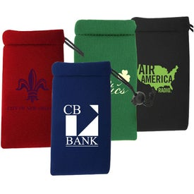 Promotional Neoprene Cell Phone Pouch