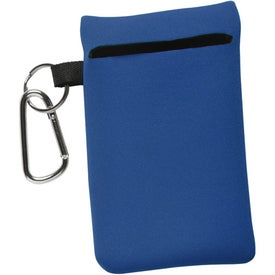 Personalized Neoprene Cell Phone Sleeve
