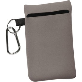 Neoprene Cell Phone Sleeve for Your Company