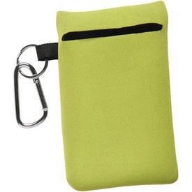 Neoprene Cell Phone Sleeve for Customization