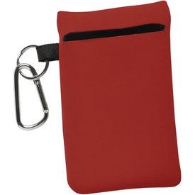 Neoprene Cell Phone Sleeve for Promotion