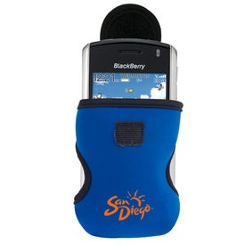 Neoprene Cell Phone Holder for Your Company