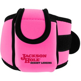Neoprene Cell Phone Holder with Large Strap Giveaways