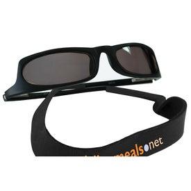 Custom Neoprene Eyeglass Strap for Marketing