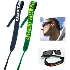 Custom Neoprene Eyeglass Strap