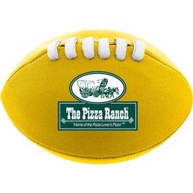 Neoprene Football Branded with Your Logo