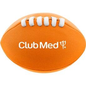 Monogrammed Neoprene Football