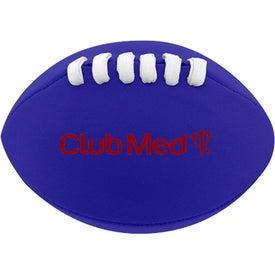 Neoprene Football Printed with Your Logo