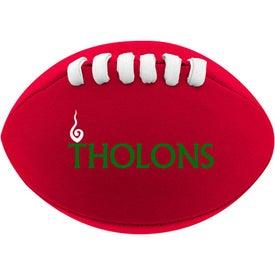 Neoprene Football with Your Slogan