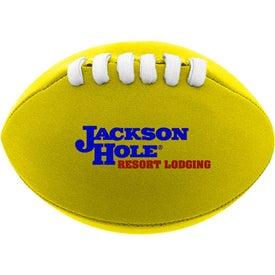 Neoprene Football for Marketing