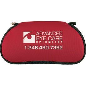 Advertising Neoprene Glasses Holder