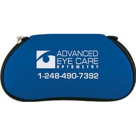 Logo Neoprene Glasses Holder
