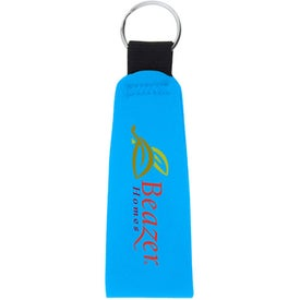 Neoprene Key Chain for Promotion