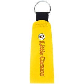 Neoprene Key Chain with Your Logo