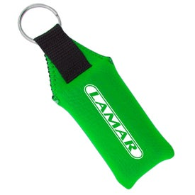 Advertising Neoprene Key Fob