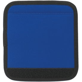 Neoprene Luggage Gripper Printed with Your Logo