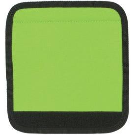 Neoprene Luggage Gripper for Marketing
