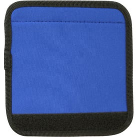 Personalized Neoprene Luggage Gripper
