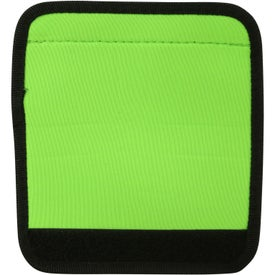 Branded Neoprene Luggage Gripper