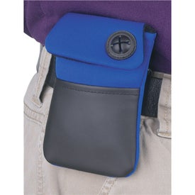 Neoprene Portable Electronics Case Branded with Your Logo