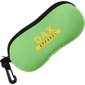 Neoprene Sunglass Pouch with Your Logo