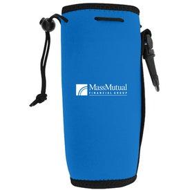 Custom Neoprene Water Bottle Holder