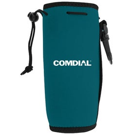 Neoprene Water Bottle Holder Printed with Your Logo