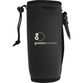 Neoprene Water Bottle Holder for Marketing