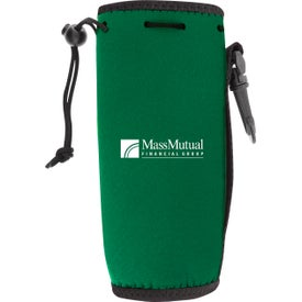 Branded Neoprene Water Bottle Holder