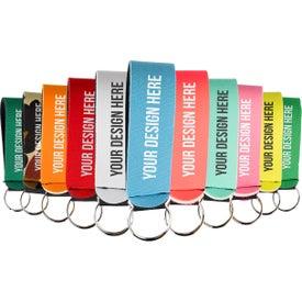 Neoprene Wrist Strap Key Holder for your School