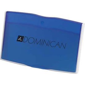 Networker Card Case Printed with Your Logo